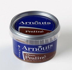 You will find standard a jar of delicious chocolate spread on your table? Then, you should definitely try the chocolate spread of our own brand Arnouts.